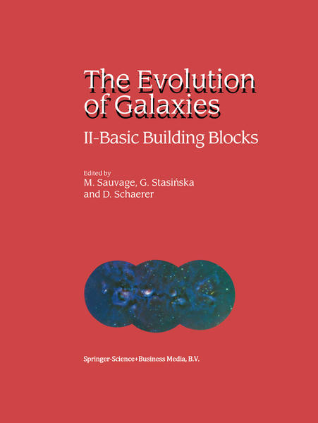 The Evolution of Galaxies - Coverbild