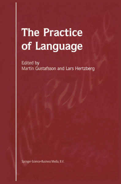 The Practice of Language - Coverbild