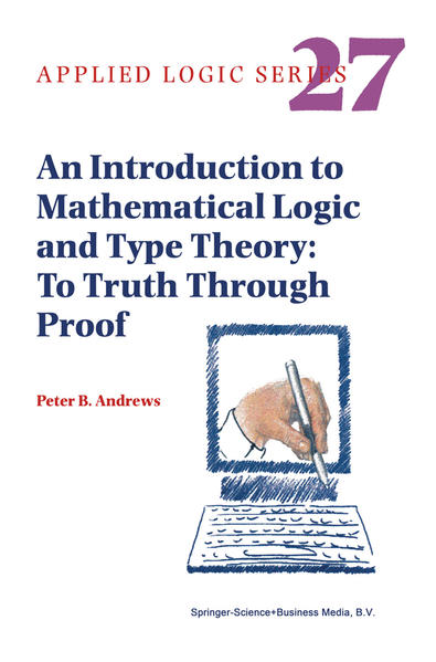 An Introduction to Mathematical Logic and Type Theory - Coverbild