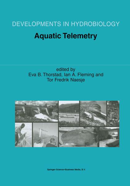 Aquatic Telemetry - Coverbild