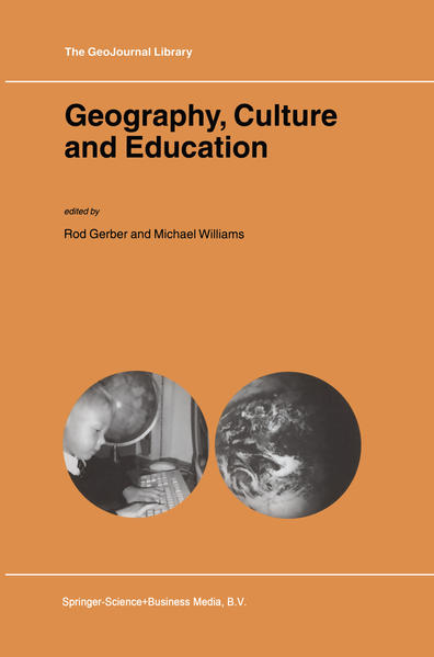 Geography, Culture and Education - Coverbild