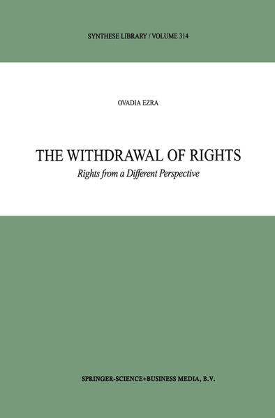The Withdrawal of Rights - Coverbild
