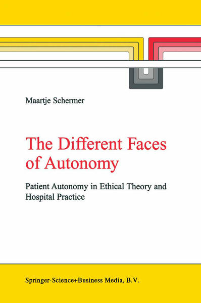 The Different Faces of Autonomy - Coverbild