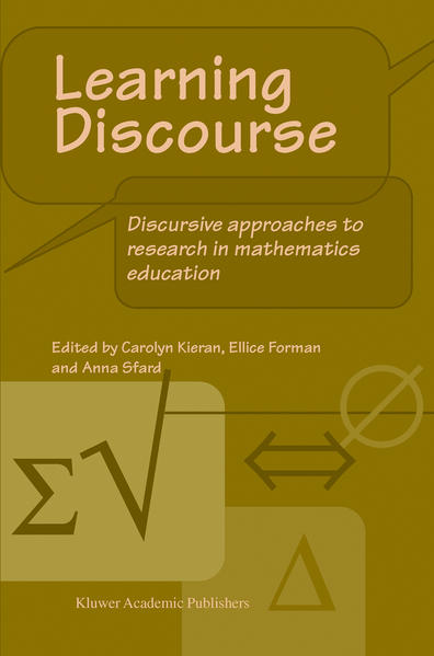 Learning Discourse - Coverbild