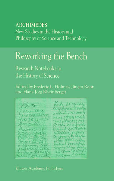 Reworking the Bench - Coverbild