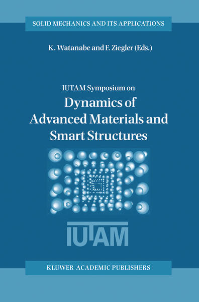 Dynamics of Advanced Materials and Smart Structures - Coverbild