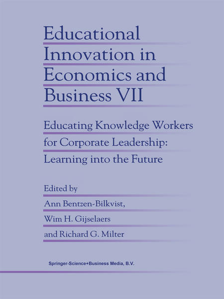 Educational Innovation in Economics and Business - Coverbild