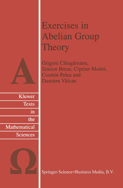 Exercises in Abelian Group Theory - Coverbild