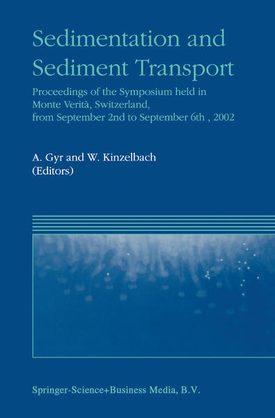 Sedimentation and Sediment Transport - Coverbild