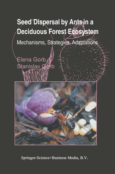 Seed Dispersal by Ants in a Deciduous Forest Ecosystem - Coverbild