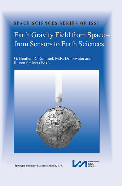Earth Gravity Field from Space - from Sensors to Earth Sciences - Coverbild
