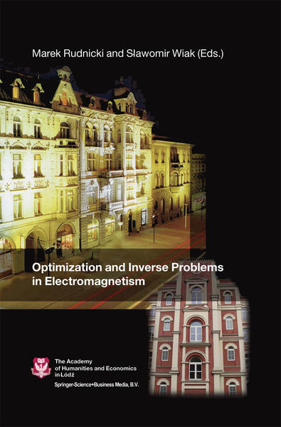 Optimization and Inverse Problems in Electromagnetism - Coverbild