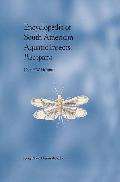 Encyclopedia of South American Aquatic Insects: Plecoptera - Coverbild