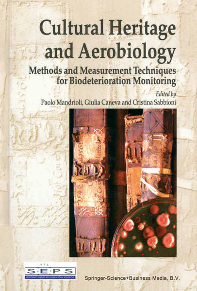 Cultural Heritage and Aerobiology - Coverbild