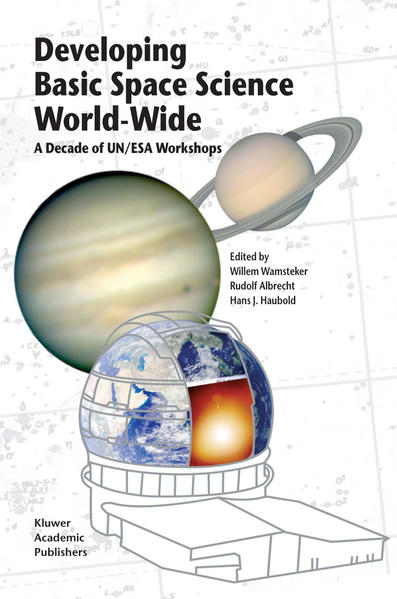 Developing Basic Space Science World-Wide - Coverbild