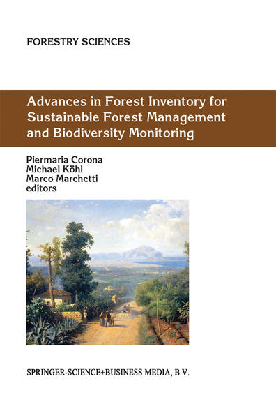 Advances in Forest Inventory for Sustainable Forest Management and Biodiversity Monitoring - Coverbild