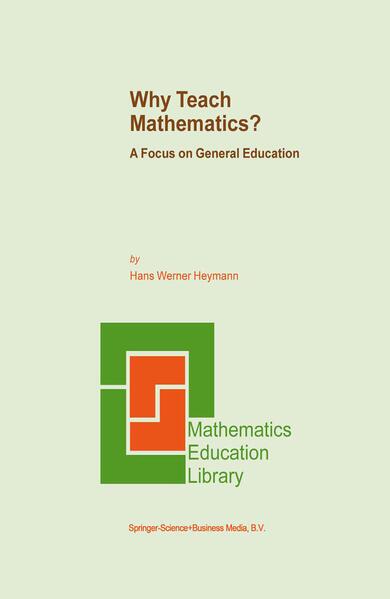 Why Teach Mathematics? - Coverbild
