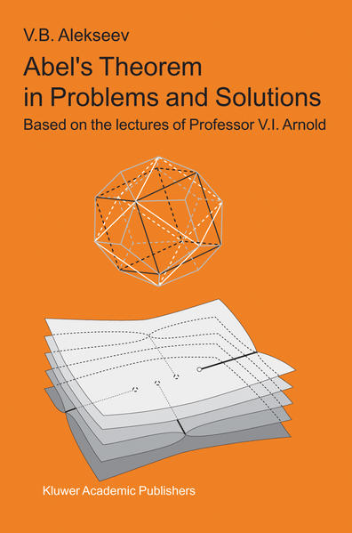 Abel's Theorem in Problems and Solutions - Coverbild