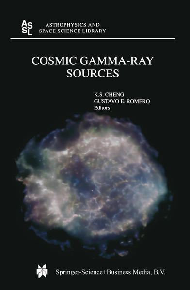 Cosmic Gamma-Ray Sources - Coverbild