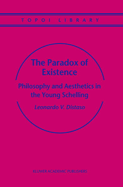 The Paradox of Existence - Coverbild