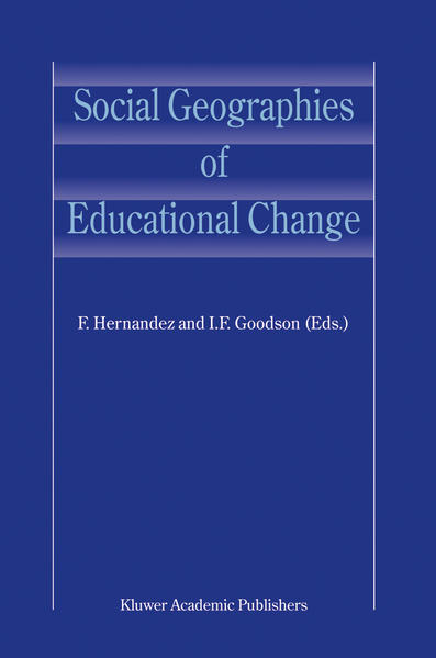 Social Geographies of Educational Change - Coverbild