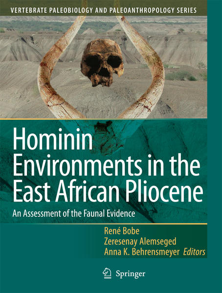 Hominin Environments in the East African Pliocene - Coverbild