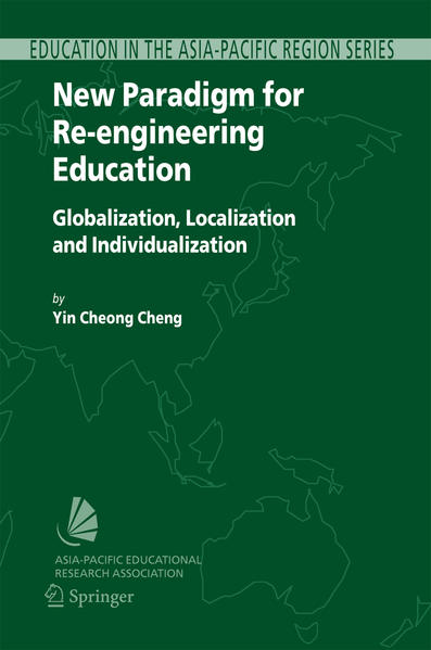 New Paradigm for Re-engineering Education - Coverbild
