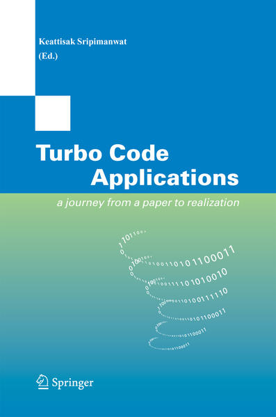 Turbo Code Applications - Coverbild