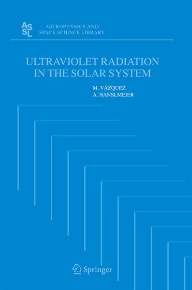 Ultraviolet Radiation in the Solar System - Coverbild