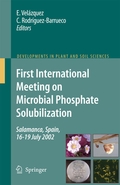 First International Meeting on Microbial Phosphate Solubilization - Coverbild