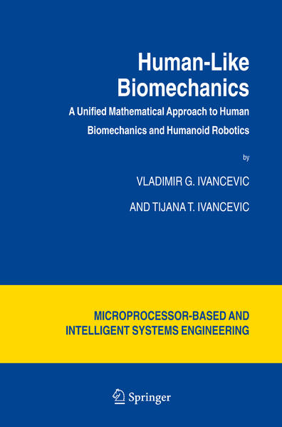 Human-Like Biomechanics - Coverbild