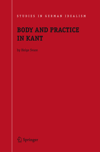 Body and Practice in Kant - Coverbild