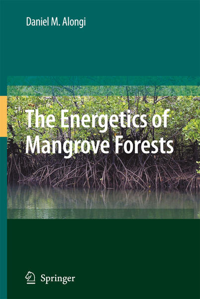The Energetics of Mangrove Forests - Coverbild