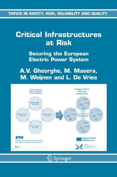 Critical Infrastructures at Risk - Coverbild