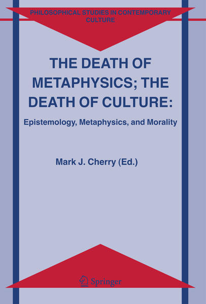 The Death of Metaphysics; The Death of Culture - Coverbild