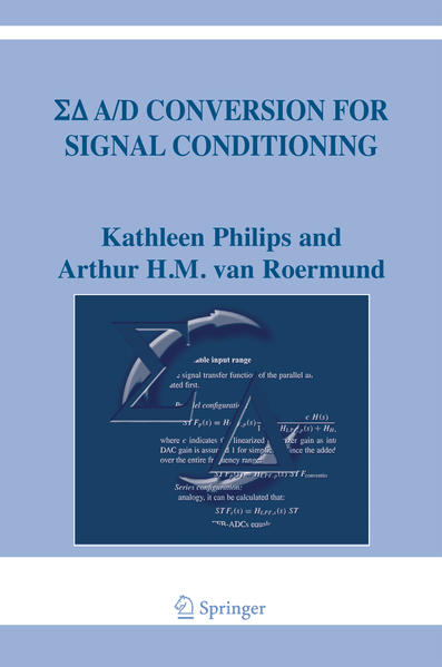Sigma Delta A/D Conversion for Signal Conditioning - Coverbild