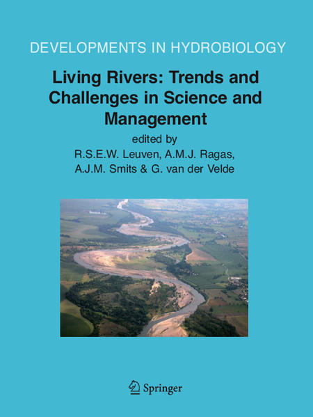 Living Rivers: Trends and Challenges in Science and Management - Coverbild