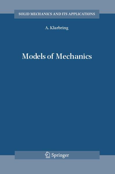 Models of Mechanics - Coverbild