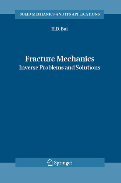 Fracture Mechanics - Coverbild