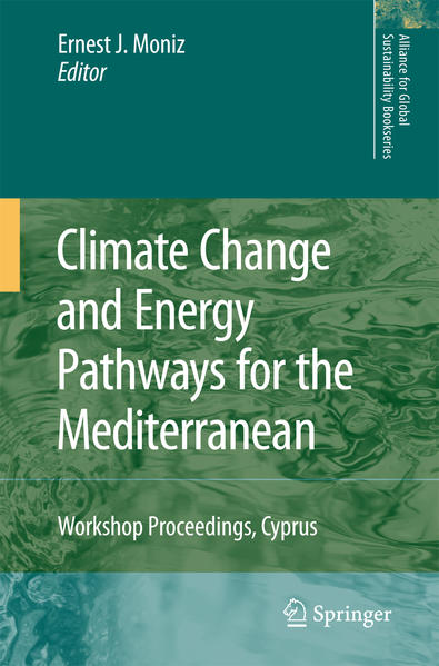Climate Change and Energy Pathways for the Mediterranean - Coverbild