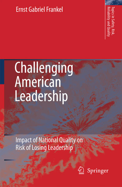 Challenging American Leadership - Coverbild