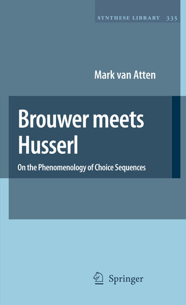 Brouwer meets Husserl - Coverbild