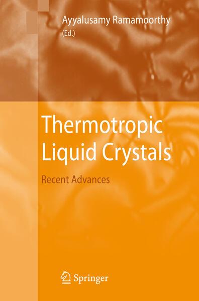 Thermotropic Liquid Crystals - Coverbild