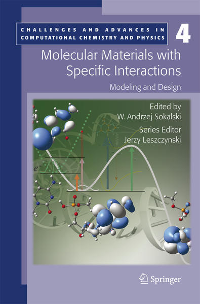 Molecular Materials with Specific Interactions - Modeling and Design - Coverbild
