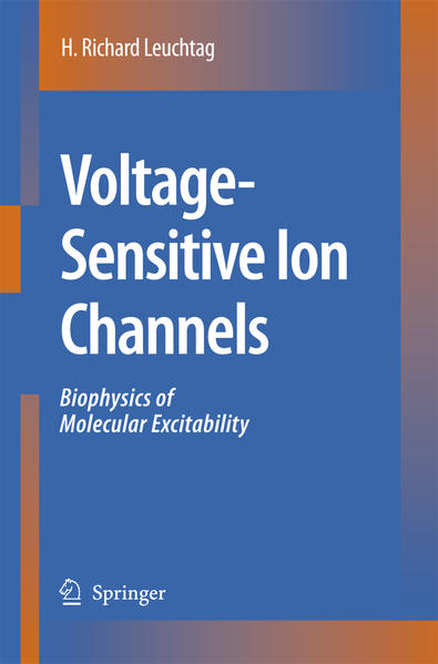 Voltage-Sensitive Ion Channels - Coverbild