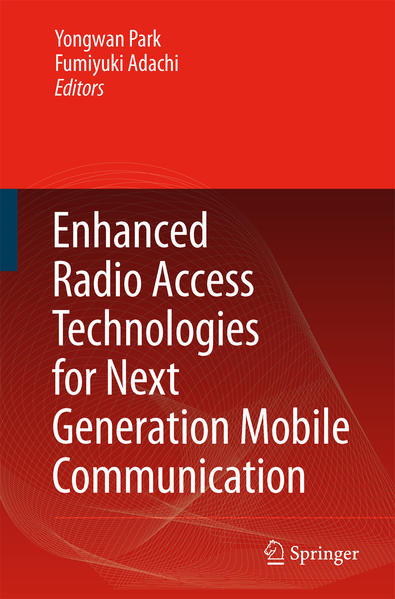 Enhanced Radio Access Technologies for Next Generation Mobile Communication - Coverbild