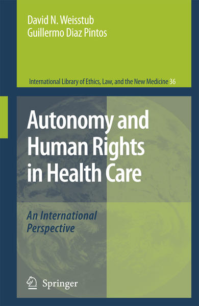 Autonomy and Human Rights in Health Care - Coverbild