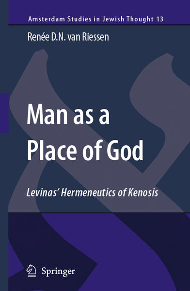 Man as a Place of God - Coverbild