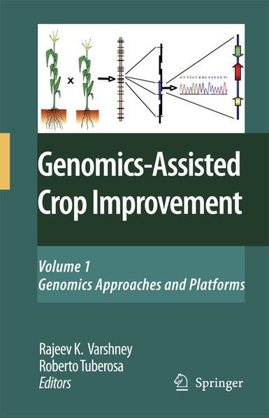 Genomics-Assisted Crop Improvement - Coverbild