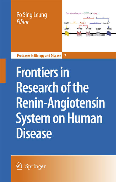 Frontiers in Research of the Renin-Angiotensin System on Human Disease - Coverbild